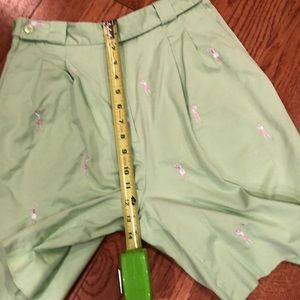 Lilly Pulitzer Shorts - Lilly Pulitzer Golf Shorts Size 6